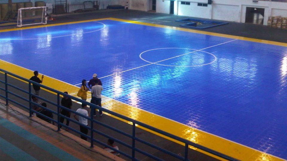 luas lapangan futsal