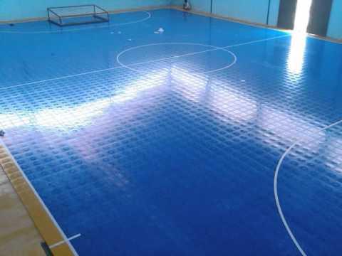 Jual Matras Lapangan Futsal Terbaik