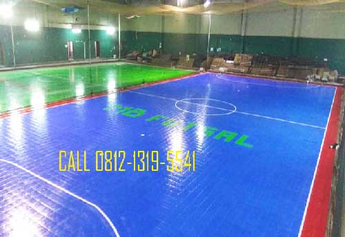 Harga Lantai Futsal Vinyl Murah dan Berkualitas