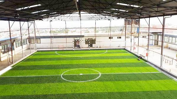 Biaya Pembuatan Lapangan Futsal Murah Cssportcourt Futsal Cssport Court Futsal