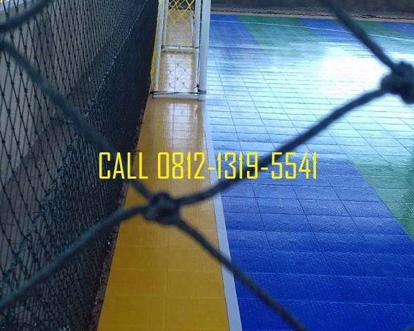 Harga lantai futsal polypropylene