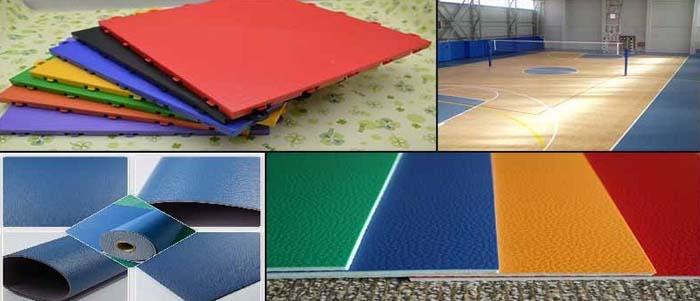 harga lantai vinyl lapangan futsal