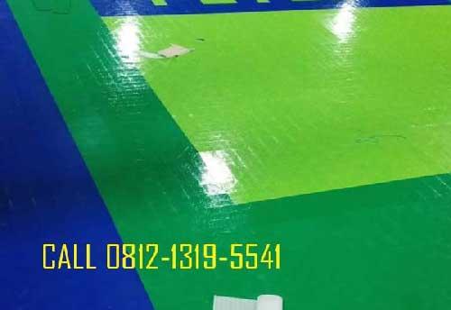 Lantai Futsal Interlock Murah dan Berkualitas