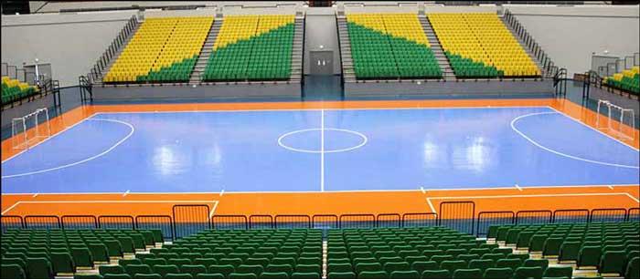 Harga Lapangan Futsal Vinyl