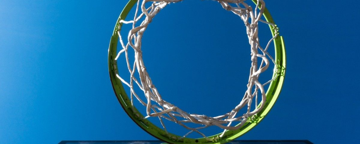 Tiang Basket Portable