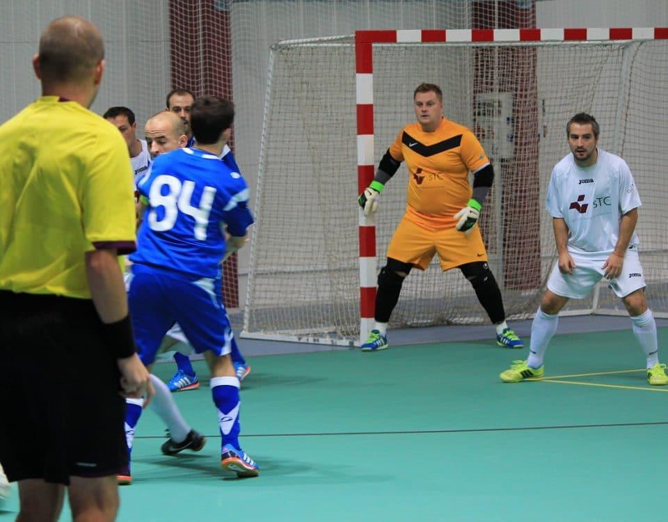 Lantai Lapangan Futsal