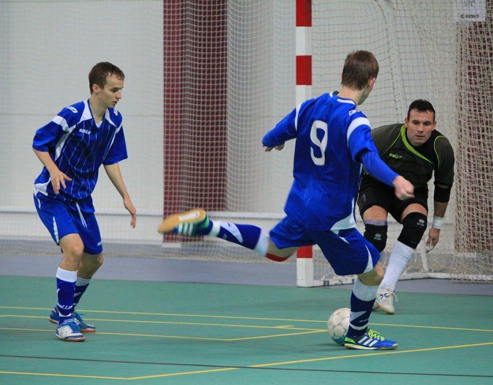 Jenis Lapangan Futsal Interlock